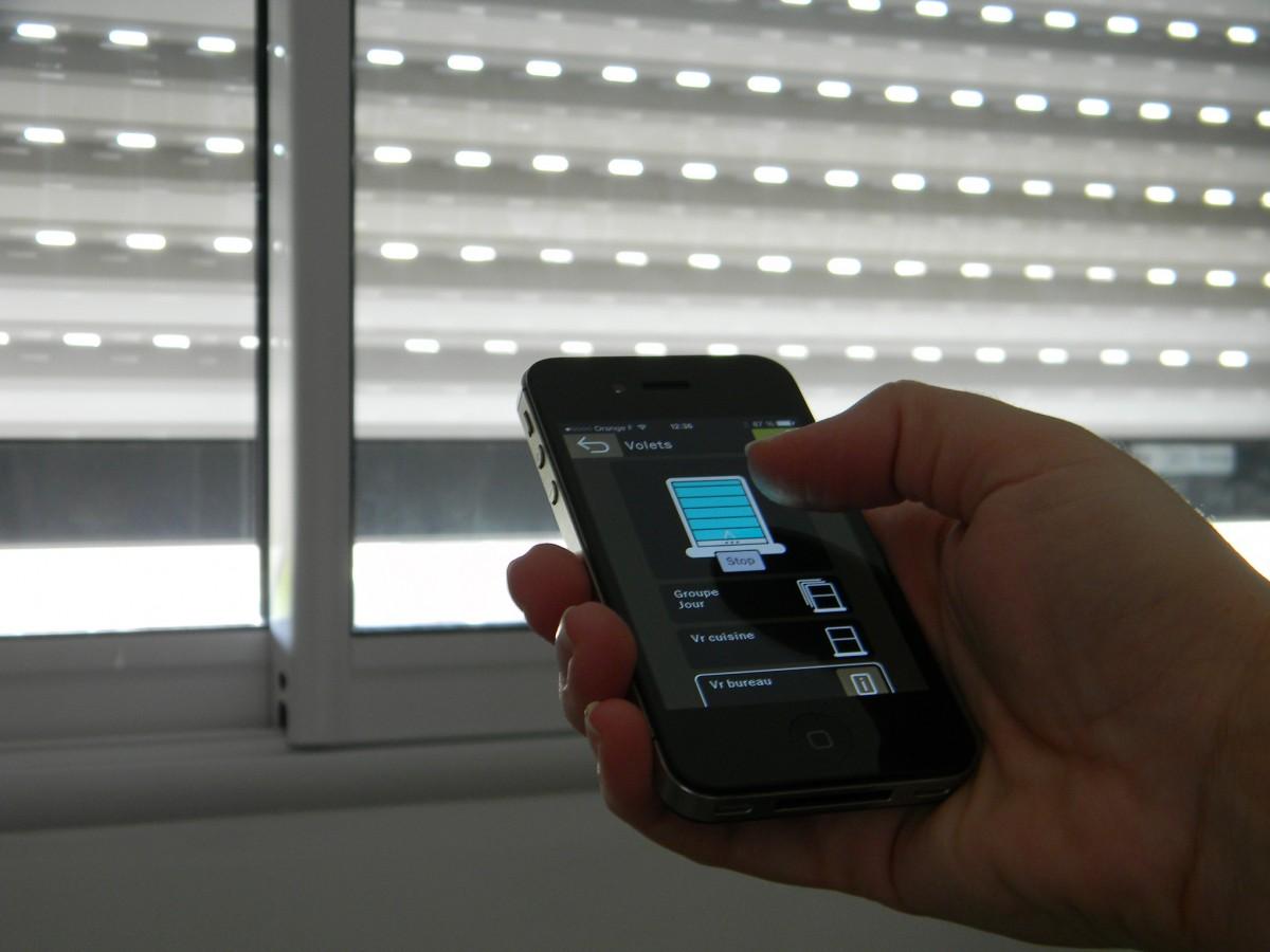 Installation domotique dans une maison idealconnect - Objet domotique dans une maison ...