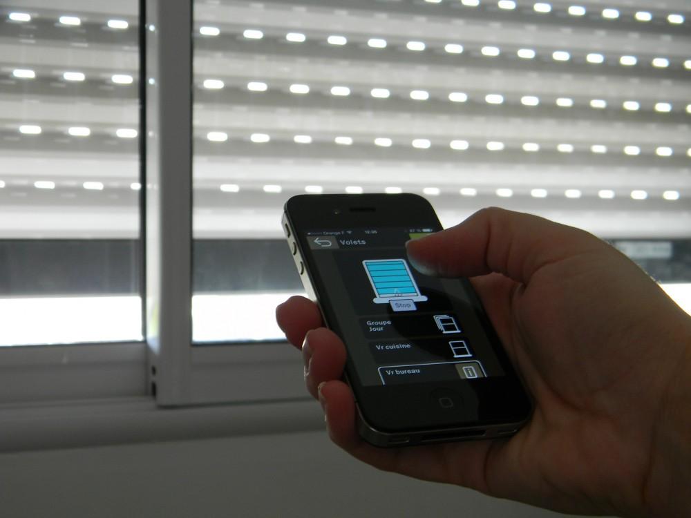 Installation domotique dans une maison idealconnect - Prix d une installation domotique ...